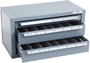Huot 13500 Three drawer Fractional Tap Dispenser Cabinet For Fractional Sizes To
