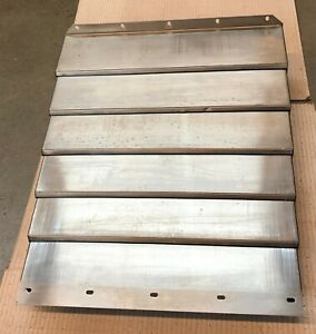 Way Cover Y axis For Use With Bridgeport Vmc2216 Tc1 Tc2 Tc22