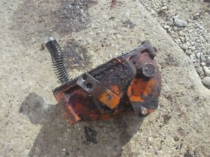 Allis Chalmers Wd45 Wd 45 Ac Tractor Hydraulic Pump Assembly Parts Cover Piece