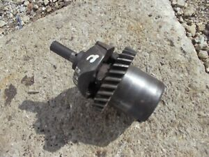 Farmall A B Bn Ih Tractor Governor Internal Weight Drive Assembly Bad Bearing