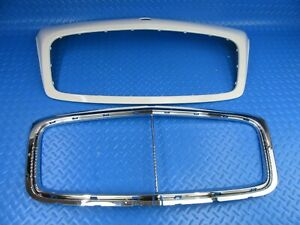 Bentley Continental Gt Gtc Flying Spur Front Radiator Grille Surround 9194