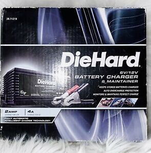 Brand New Die Hard Battery Charger Maintainer