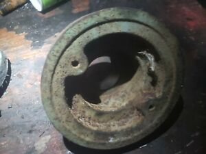 Detroit Diesel 3 53 Engine Crankshaft Pulley 5116484 5 38 2 Groove