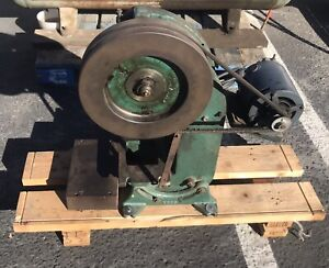 5 Ton Electric Benchtop Punch Press Benchmaster