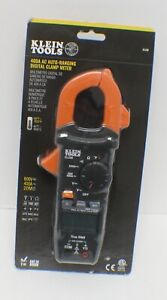 Klein Tools Cl220 400 Amp Ac Auto ranging Digital Clamp Meter New