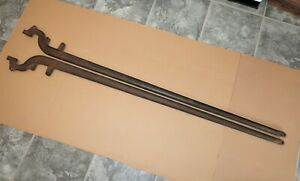 1935 1936 Ford Rear Radius Rods Arms Coupe Convertible Pickup Rat Hot Rod