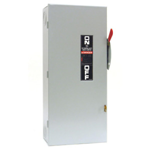 Ge 100amp 240v Emergency Generator Power Transfer Safety Switch Non Fused Manual