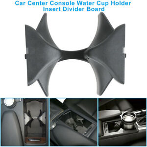 Durable Car Center Console Drink Water Bottle Mug Cup Holders For Benz W204 W212