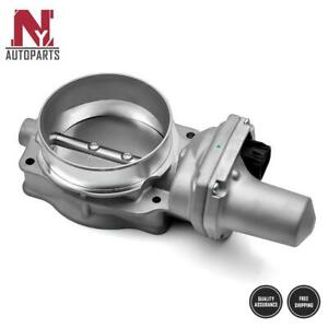 For Ls2 Ls3 Z06 Corvette Gto Cts G8 Throttle Body 12570790 Ls1 C6 Silver Blade