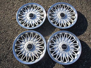 Genuine 1993 To 1995 Chrysler Concorde Lhs New Yorker Hubcaps Wheel Covers