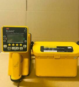 3m Dynatel 2573m Cable Pipe Fault Locator Wand With 2573c Transmitter