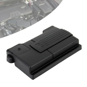 Plastic Battery Dust Cover Car Parts Protector Shell Battery Black Cover