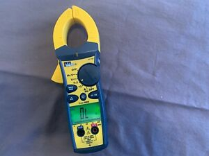 Ideal Tightsight Clamp Meter 660 Aac True Rms