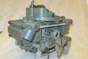 Oem Gm Holley Carb List 3814 1967 Corvette 327 300hp 350hp W Ca Smog Real Deal