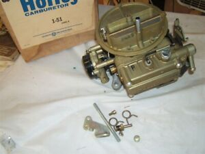 1965 66 67 Ford Mustang Fairlane Galaxie Carburetor New Holley R3485