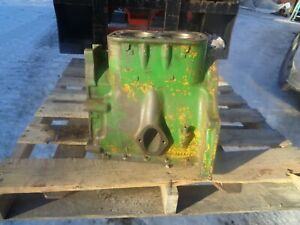John Deere 40 Engine Block M64t