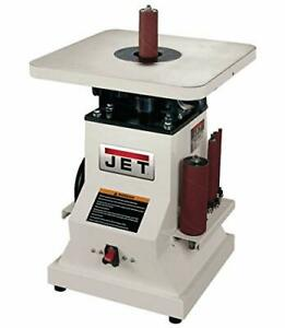 Jbos 5 Benchtop Benchtop Oscillating Spindle Sander With Spindle Assortment