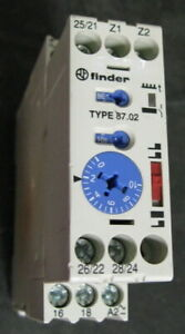 Finder 8702 0240 0000 Timing Relay