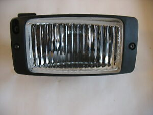 Nos Gm Pontiac Sunbird Fog Light Lh 6517619 Sae F 92 Guide 4w