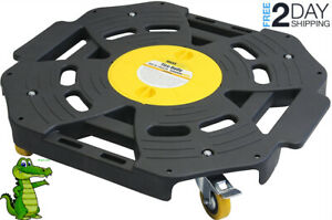 Rolling Tire Dolly Wheel Mover Transport Storage Car Truck Garage Shop Equipment
