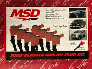 Msd Ford Blaster Coil on plug Ignition Coil Packs 82448