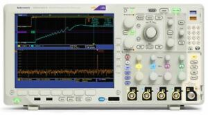 Tektronix Mdo4104 6 Mixed Domain Oscilloscope With 6ghz Spectrum Analyzer Tek