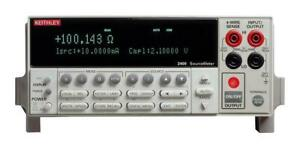 Keithley 2400 Sourcemeter 2400 distribution