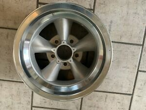 Vintage Torque Thrust Style Wheel 14x7 On 4 3 4 With 3 1 4 Bs
