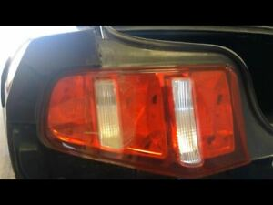 2010 2012 Ford Mustang Driver Left Tail Light Lamp