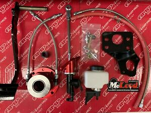 1967 1969 Camaro Tremec Tko 500 600 5 Speed Mcleod Hydraulic Clutch Kit W pedal