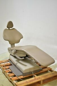 Adec 511 2009 Dental Exam Chair Operatory Patient Caregiving Furniture 120v