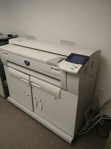 Xerox Wide Format Plotter 6204 Attn Architects Engineers Contractors