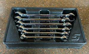 Snap On 9mm 21mm Rxfms606b 6 Piece Metric Flare Nut Line Wrench Set
