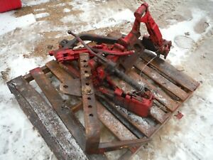 Ih Farmall 300 Utility Tractor 2 Point Hitch With Drawbar