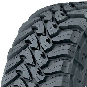 4 New Lt265 70r17 Toyo Tires Open Country M T 121p 265 70 17 Mud Terrain Tires