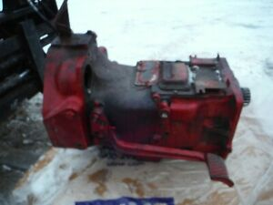 Ih Farmall 300 350 Utility Tractor Ta Center Section W new Ta
