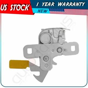 Hood Latch Lock For Ford Mustang Base 3 8l 1999 2004 3r3z16700aa