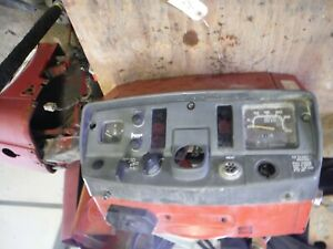 Case Ih 255 Tractor Dash Assembly 90