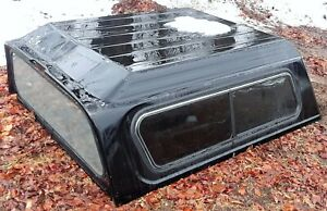 Jeraco Black Truck Topper Cap For Classic 6 5ft Bed Models