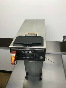 Bunn Commercial Coffee Maker With Hot Water Faucet