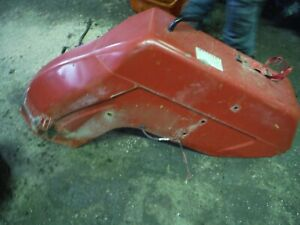 Case Ih 255 Tractor Right Hand Fender Tiny Dent In Back No Rust 241