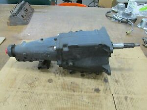 Gm Chevy Saginaw 4 Speed Transmission 3 11 First 3925656 works Perfect