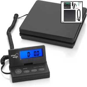 Digital Shipping Postal Weight Scale 110 Lbs X 0 1 Oz Ups Usps Post Office