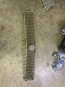 Ford Maverick Grabber Grill Gt Grille Medallion Style Parts Grille