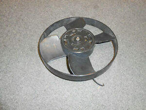 1985 Ford Exp Turbo Motorcraft Fan New Old Stock