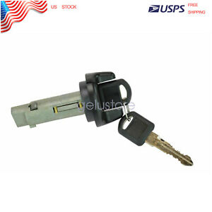 New Ignition Key Switch Lock Cylinder For Chevy Gmc C K Pickup 95 96 97