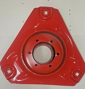 3 Blade Disc Plate With Conveyor For Gribaldi Dm Disc Mowers Code 26136