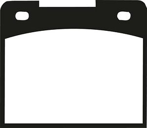 Ebc Brakes Dp2114 Greenstuff 2000 Series Sport Brake Pads
