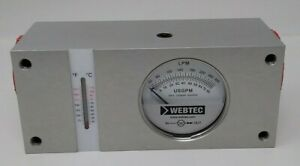 Webtec Flow Indicator For Hydraulic Oil Ft6068 05