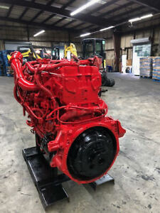 2007 Cummins Isx Engine Assembly Complete Perfect Free Ship 1 Year War